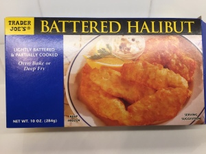 Trader Joes Halibut is awesome!