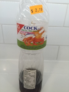 Add fish sauce